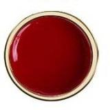 Zvětšit fotografii - UV gel na nehty - 04 RED