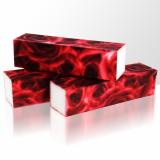 Leštící blok na nehty - růže