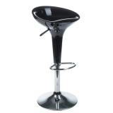 Barová stolička BX-1002 - černá