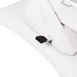 Kosmetické elektrické otočné křeslo BASIC 169 - bílé