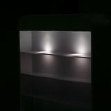 Kosmetický stolek 310 levý - bílý