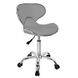 Kosmetická židle GABBIANO Q-4599 - šedá