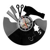 Barber dekorativní hodiny Q-102