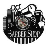 Barber dekorativní hodiny Q-103