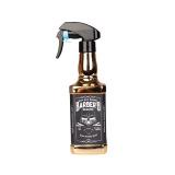 Barber rozprašovač  WHISKY zlatý A-10   500 ml