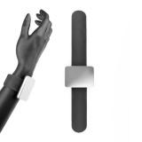 Magnetická páska na sponky - černá
