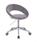 Kosmetická židle NAPOLI VELUR