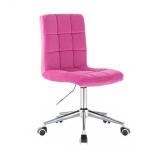 Kosmetická židle TOLEDO VELUR
