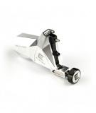 Rotační strojek EQUALIZER ™ PUSHER - stříbrný