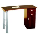 Kosmetický stolek Giovanni DM135P Venge + pohlcovač prachu (AS)