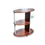 Kosmetický stolek GIOVANNI TYP 1033 venge (AS)