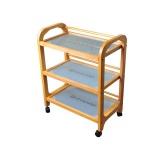 Kosmetický stolek GIOVANNI TYP 1034 olše (AS)