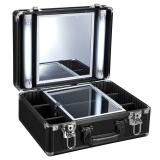 Kosmetický kufr GLAMOUR 9500K černý (AS)