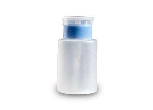 Plastový dávkovač s pumpičkou