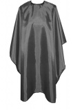 Profesionální dlouhý kadeřnický plášť - šedý (A)