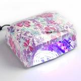 Lampa Diamond Light CCFL & LED 36W - květy (A)
