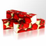 Leštící blok na nehty - jablíčka