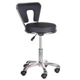 Kosmetická stolička BG-823 černá