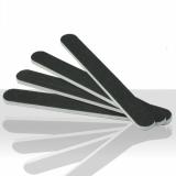 Pilník černý-rovný 100/180