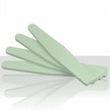 Pilník na nehty bílý - diamant 100/180