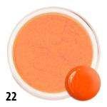 Barevný akryl na nehty č.22