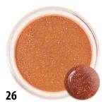 Barevný akryl na nehty č.26