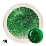 Barevný akryl na nehty č.49