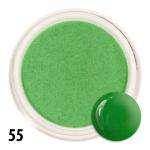 Barevný akryl na nehty č.55