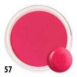 Barevný akryl na nehty č.57