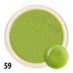 Barevný akryl na nehty č.59