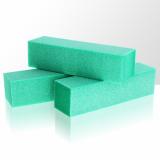 Leštící blok na nehty - zelený