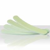 Pilník na nehty bílý - banán 100/100
