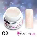 Uv gel na nehty Magic č.02