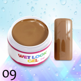 Uv gel na nehty Wet Look č. 09