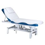 Elektrický masážní stůl BD-8230 bílo-modrý