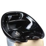 Kadeřnický mycí box FIORE BR-3530B krémový