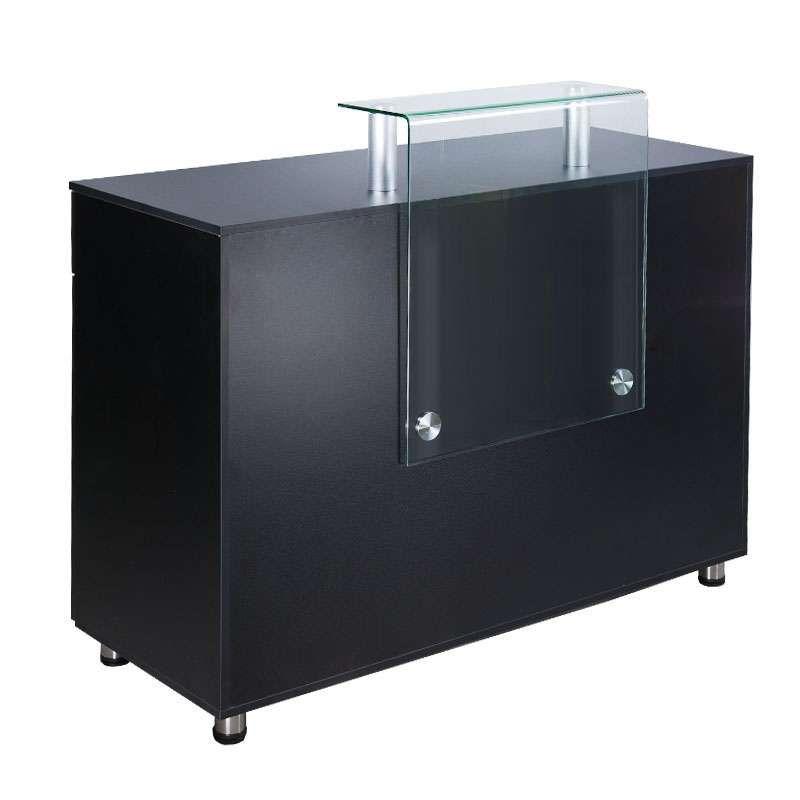 Recepční pult BD-3307 černý