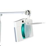 Lampa se zvětšovací lupou 8x BN-208A
