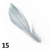 Peříčka na nehty č.15 - 5 ks