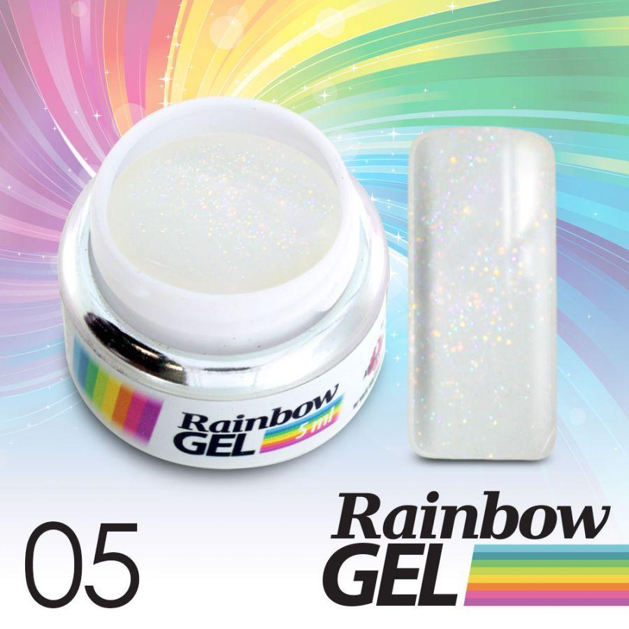 Uv gel na nehty Rainbow