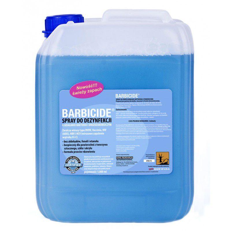 BARBICIDE Dezinfekční přípravek pro všechny typy povrchů s vůní - náplň 5l
