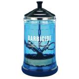 BARBICIDE Skleněná nádoba na dezinfekci 750ml (AS)