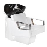 Kadeřnický mycí box ARTURO BR-3573 bílý