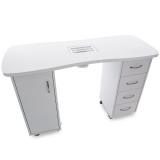 Kosmetický stolek SONIA 2027 bílý
