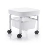 Kosmetická / pedikérská stolička s vaničkou (AS)