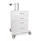 Kosmetický stolek / skříňka GIOVANNI TYP PREMIUM 3050A (AS)