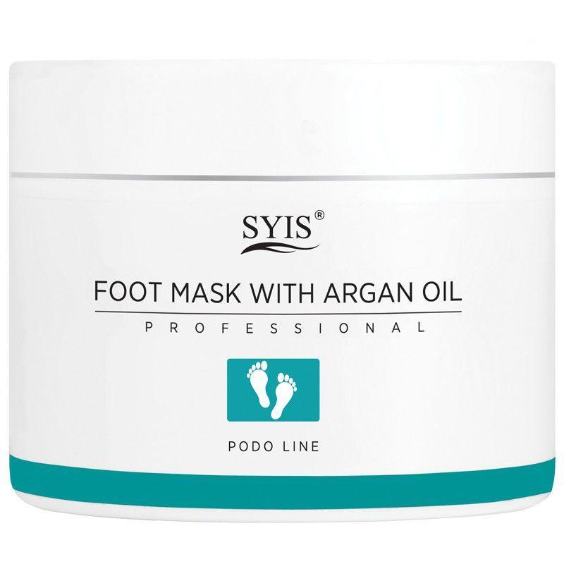 SYIS PODO LINE maska na chodidla s arganovým olejem 500ml