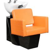 Kadeřnický mycí box GABBIANO ANKARA oranžový (AS)