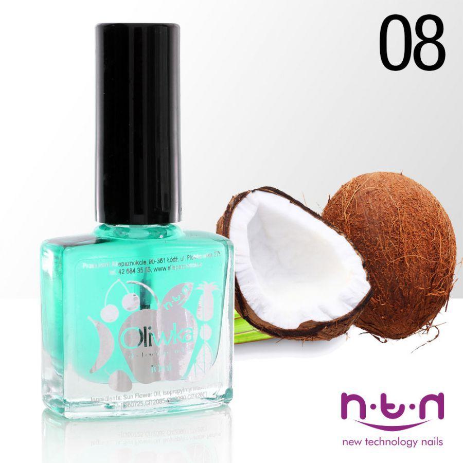 Olejíček na nehty s vůní kokosu 10ml