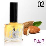 Olejíček na nehty s vůní mandlového oleje 10ml
